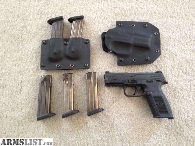 Fns 9mm Holster Like New fn Fns-9mm With