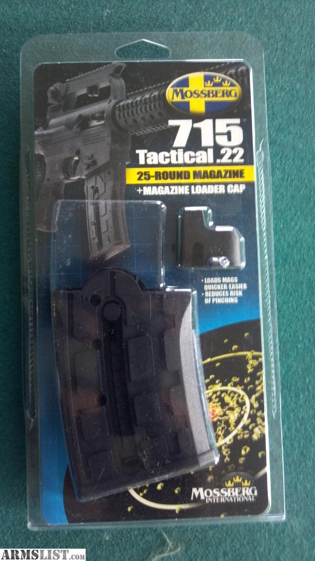 For Sale: Mossberg 25 round 715 magazine