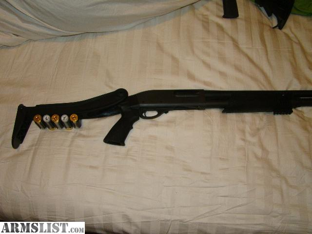 ARMSLIST - For Sale/Trade: Remington 870 tactical Home ...