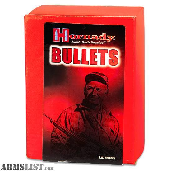 For Sale: Hornady Bullets 22 Caliber (224 Diameter) 55 Grain Full