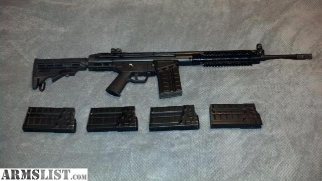 For Sale: Mint Condition PTR-91 With Tactical Tri-Rail - SOLD!