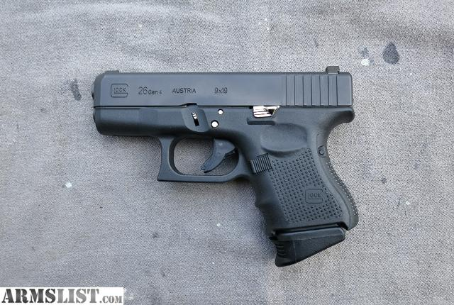 all accessories for glock 26