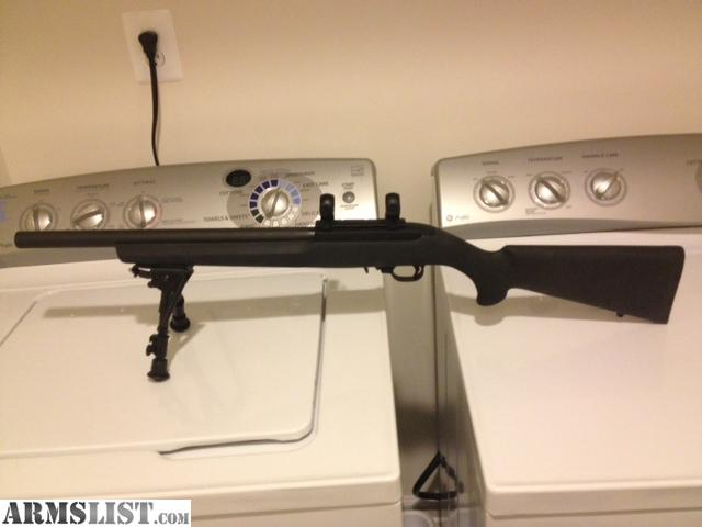 Ruger 10 22 Model 1230 http://www.armslist.com/posts/1435673/nova-rifles-for-sale--ruger-10-22-vleh--model-1230-tactical--w--bipod