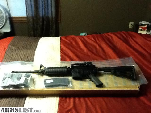 -michigan-rifles-for-sale--new-colt-sp6920-m4-carbine-w-extras