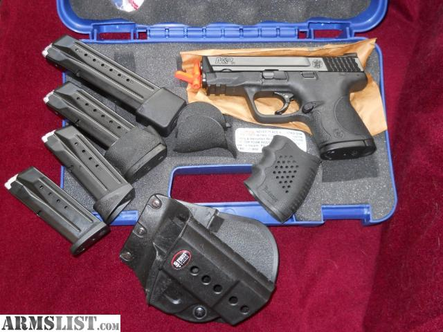 For Sale: S&W M&P 9c With Extra Mags