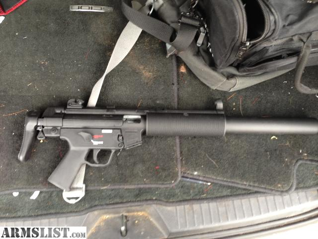 2027091 houston texas rifles for sale fs ft walther hk mp5 sd 22 lr