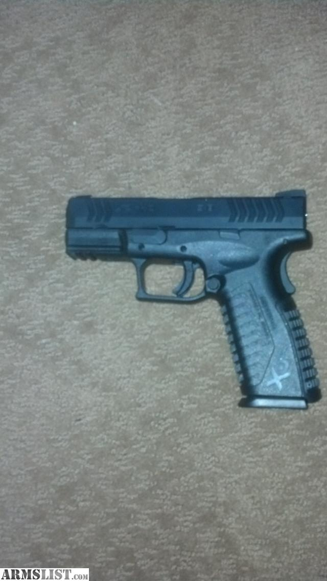 Xdm 3.8 40 Xdm 3.8 40 Cal Comes With