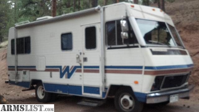 Motorhome For Sale Miami >> ARMSLIST - For Sale: 23ft. 1983 Winnebago Brave Camper and Boat Combo