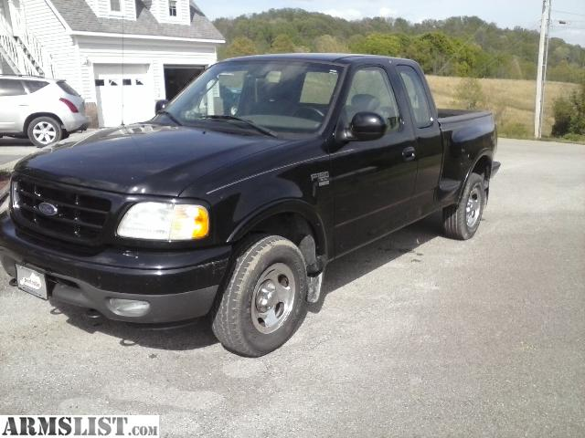 armslist for sale 2003 ford f150 triton v8. Black Bedroom Furniture Sets. Home Design Ideas