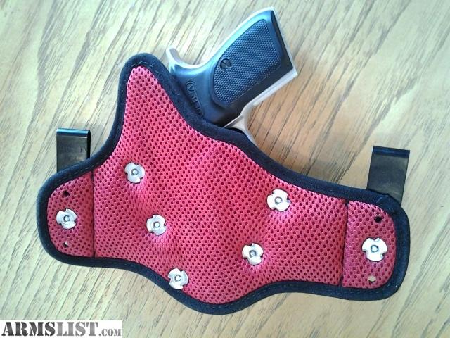 how to make your own iwb holster