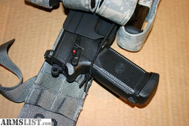 Armslist for sale new fnh fnp fnx 45 holster us leg extender 4 mag
