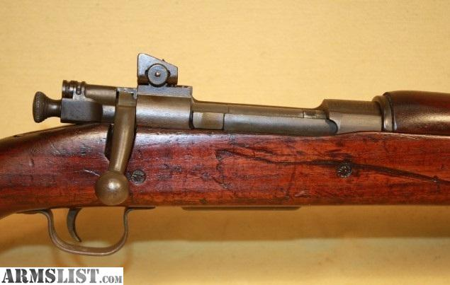 For Sale: WWII Smith Corona 1903A3 Rifle 1943