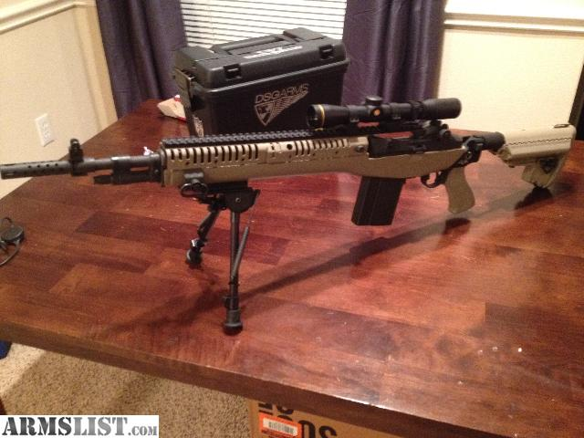 New Stock for a Springfield M1a | SBG Sword Forum