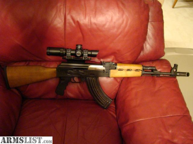 For Sale: Serbian AK-47