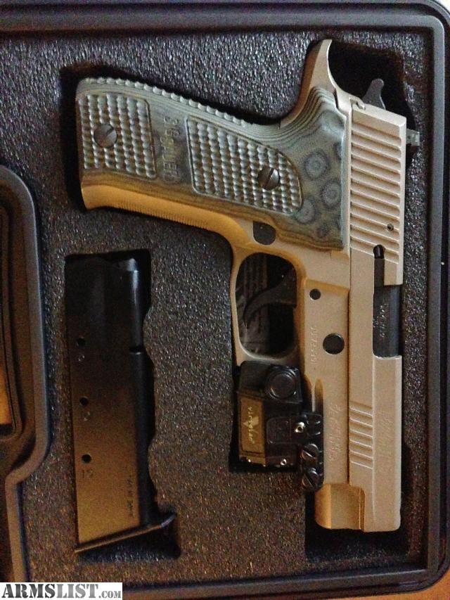Armslist For Sale Sig Sauer P226 9mm Luger Elite