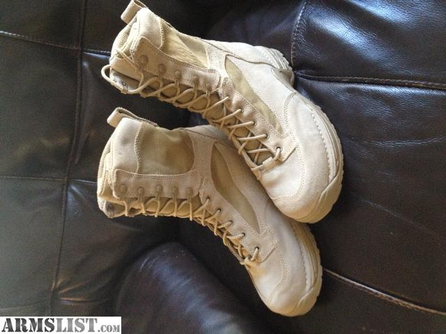 Armslist For Sale Danner Military Boots Tan