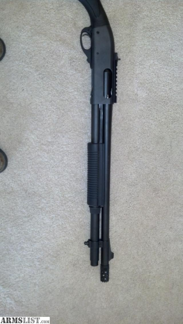 Armslist for sale 870 tactical for 12 gauge door breacher