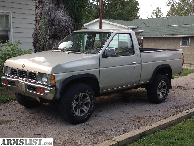 1997 Nissan Xe Pickup For Images