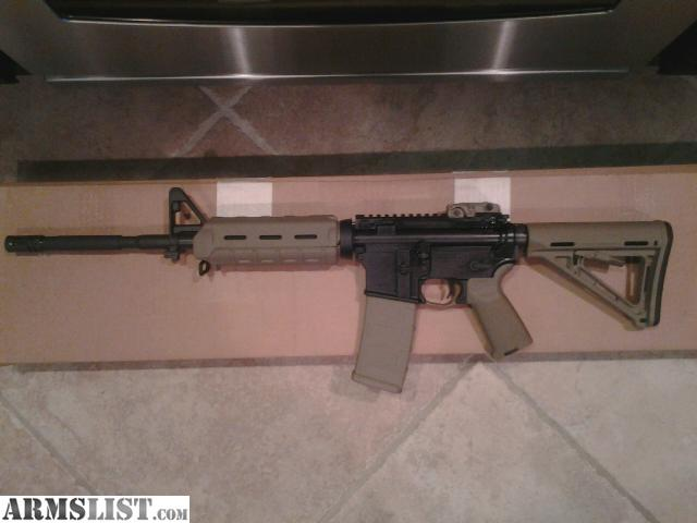 For Sale: COLT LE6920 MOE/FDETRUE M4 NOT AN M4GERY-AR15 223/5.56