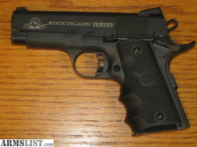 Rock Island  Tactical Compact Review