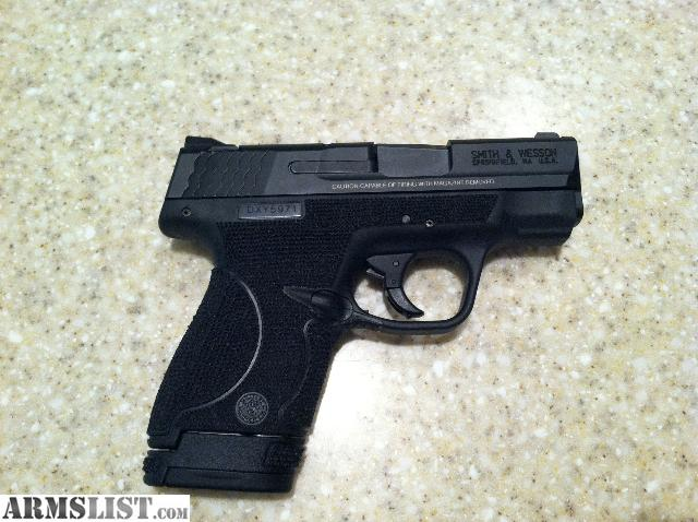 M And P Shield Custom Like new M ampP shield 9mm with