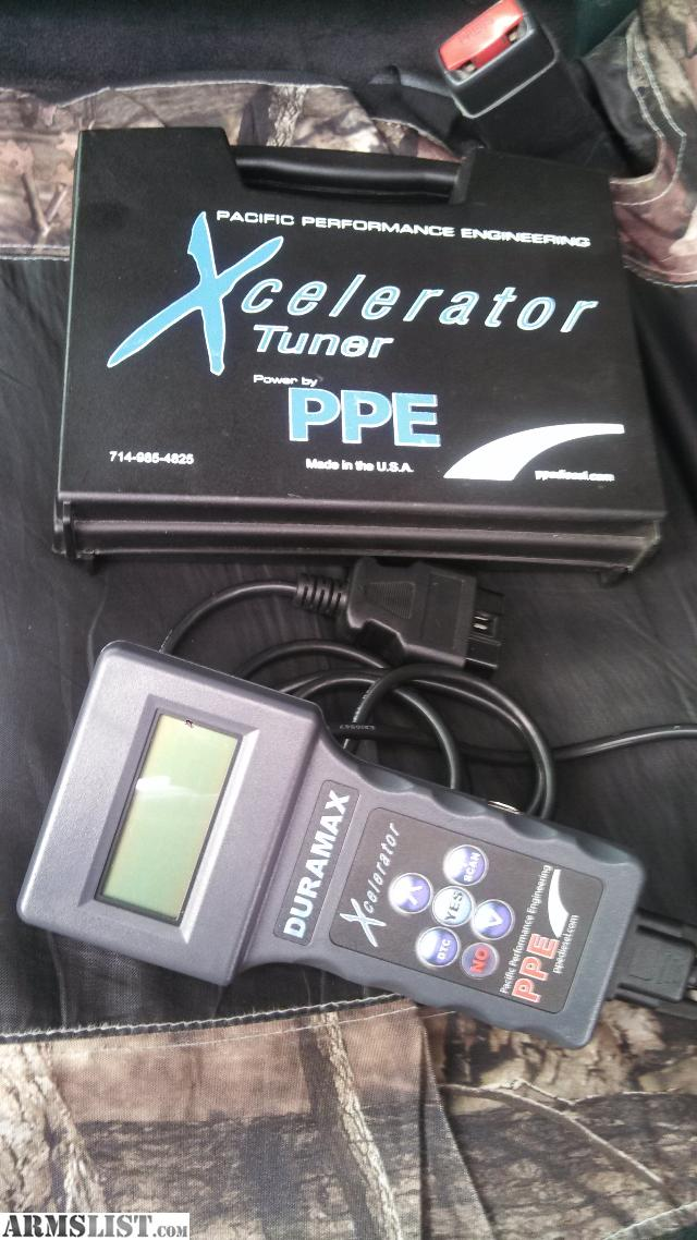 For Sale: PPE Xcelerator for Duramax