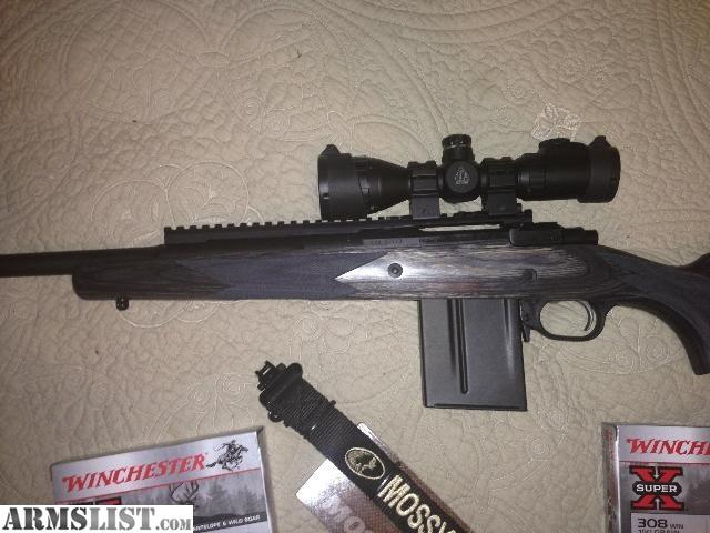 Ruger gunsite scope options bing images