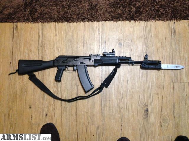 Armslist For Sale Itm Custom Tactical 5 45 Ak74