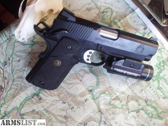 Springfield armory emp springfield armory loaded champion lightweight