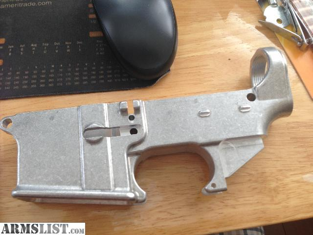lower 250 fmk polymer stripped lower 125 email me if interested
