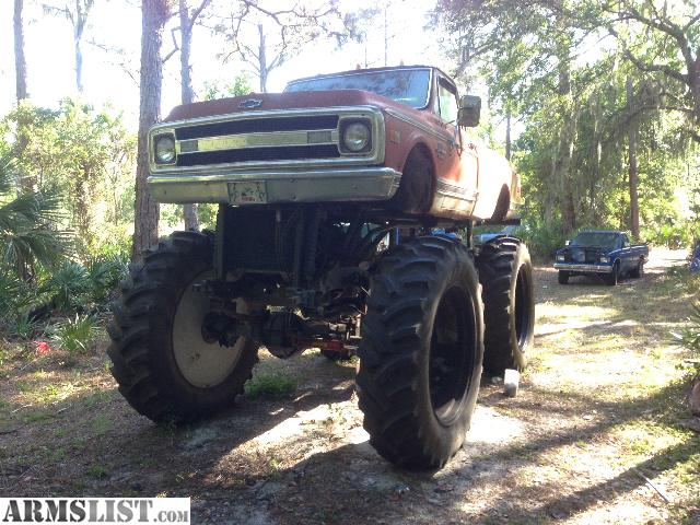 how to build a mud bogging truck