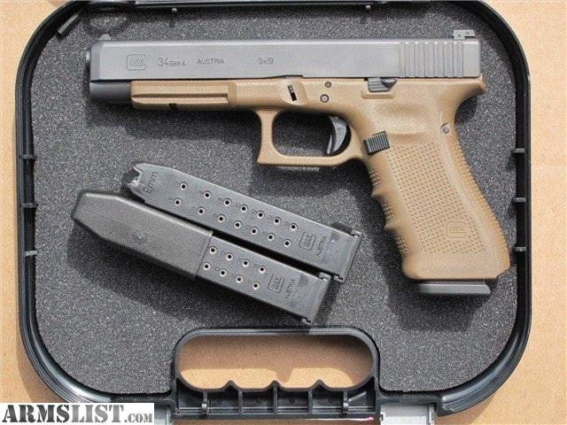 Glock 34 Competition