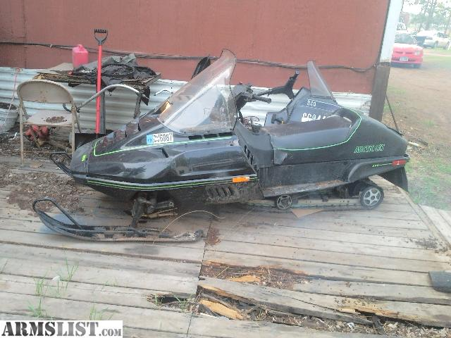 1971 Arctic Cat Puma