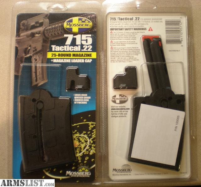 Mossberg Tactical 22 Magazine