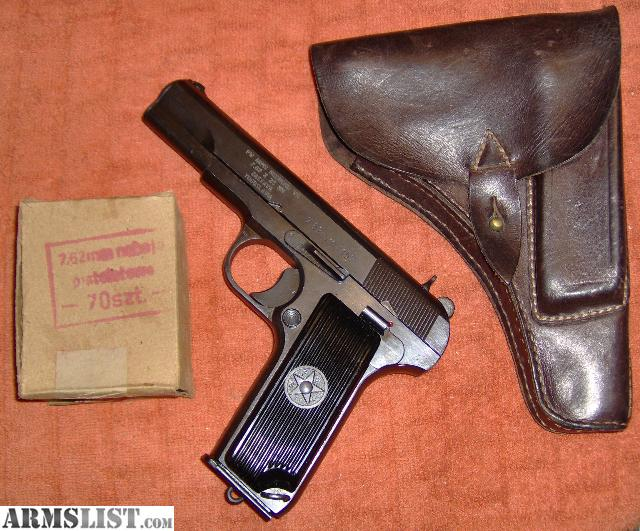 M57 Holster For Sale M57 Tokarev With Holster And