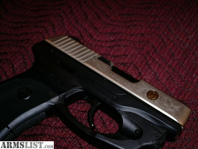 Ruger LC9 Gold http://www.armslist.com/posts/1665082/wisconsin-handguns-for-sale-trade--ruger-lc9-talo-gold-edition