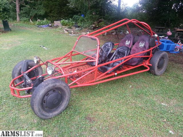 Armslist for sale street legal dunebuggy sandrail 4seater cheap