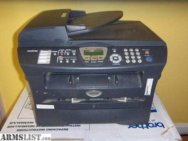Printer Driver For Brother Mfc 7820n