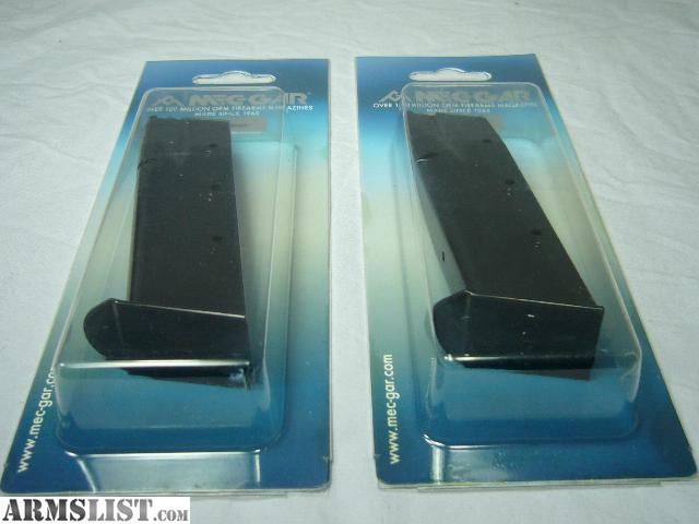 For sale 2x cz 75 sp 01 16rd 9mm magazines