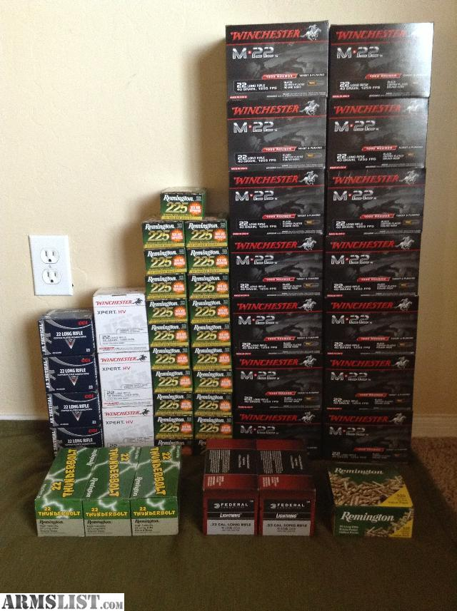 22lr ammo in stock today