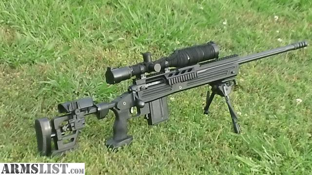 or a Savage Model 10 Must