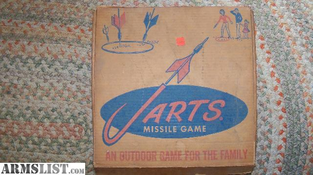 ARMSLIST - For Sale: old fashioned lawn darts