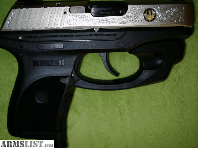 Ruger LC9 Gold http://www.armslist.com/posts/1717586/wisconsin-handguns-for-sale--ruger-lc9-talo-gold-edition