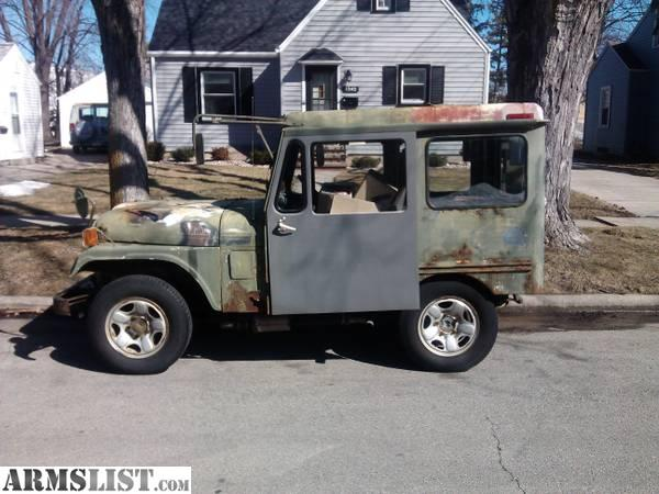 Dj5 Postal Jeep For Sale