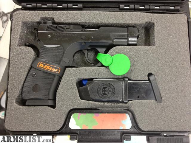 Related Pictures tristar arms c100 canik55 cz 75b clone at the firing ...