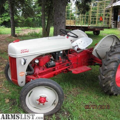 Armslist for sale ford 8n tractor for 8n ford tractor motor for sale