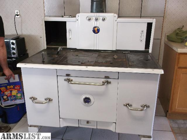 Armslist For Trade Antique Cook Stove
