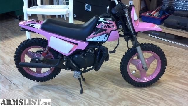 Armslist for sale 1994 yamaha pw50 for Yamaha montgomery al