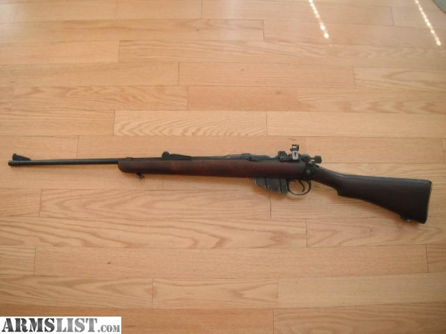 armslist   for sale lee enfield smle mk iii 1916 303