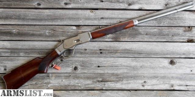 ARMSLIST - For Sale: Cimarron 1873 Deluxe Sporting Rifle ...